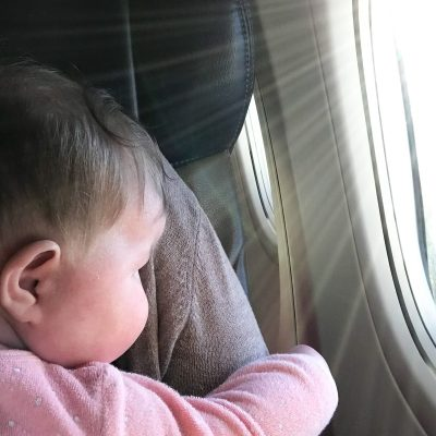 Traveling with a baby? Read our ultimate baby travel packing list with all the essentials you might possibly need (+a free printable checklist!) #babytravel #packinglist #printable #familytravel // First Trip with Baby   Flying with a Baby   What to Pack for Baby   Baby Travel Checklist   Baby Travel Gear   Baby Travel Essentials   Flying with Baby Tips   Vacation Packing List   Infant Travel   Printable Baby Packing List