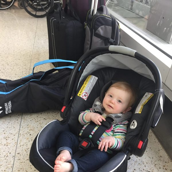 0bed73806b7 Nobody likes flying with car seats. Read our tips for traveling with car  seats