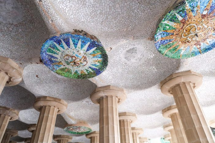 Gaudi for Kids: How to see Gaudi's most popular buildings in Barcelona with kids. #barcelona #spain #europetravel #familytravel #gaudi // Best Gaudi Buildings   Barcelona with Kids   Sagrada Familia Tickets   Casa Mila   Casa Batllo   Park Guell with Kids   Where to Find   Guided Tour   Free Walking Tour   Family Tours   Barcelona Kids Tours   Antoni Gaudi Books   Barcelona Guide   Things to Do in Barcelona   Family-Friendly Barcelona