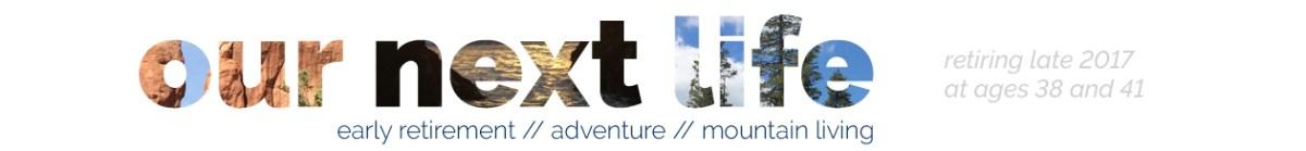 OurNextLife.com blog header image