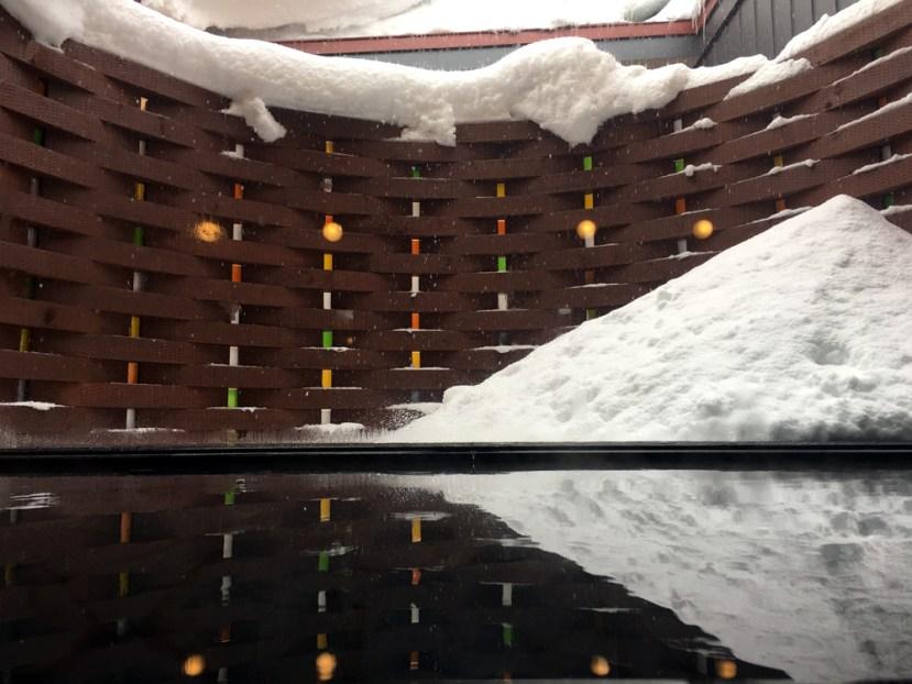 Onsen in Niseko, Japan