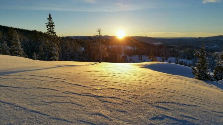 Castle Peak at Sunrise // Our Next Life