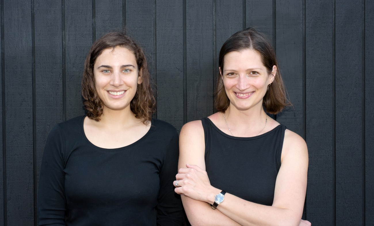 The Fairer Cents podcast, with Tanja Hester and Kara Perez