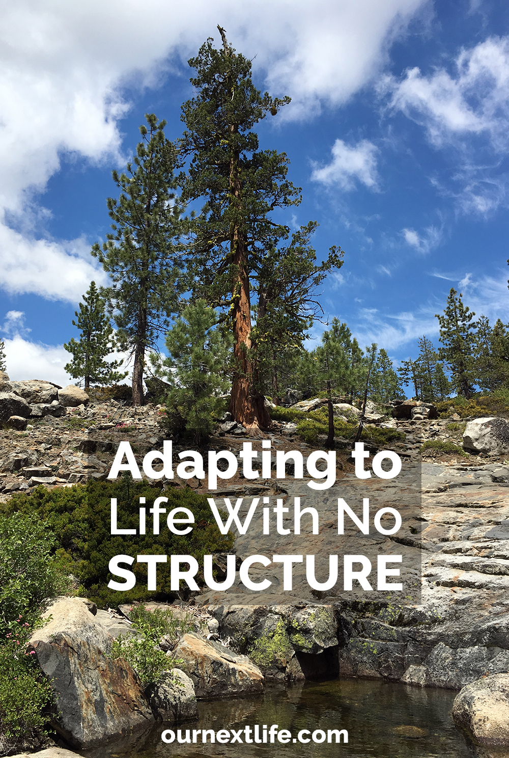 Life-With-No-Structure