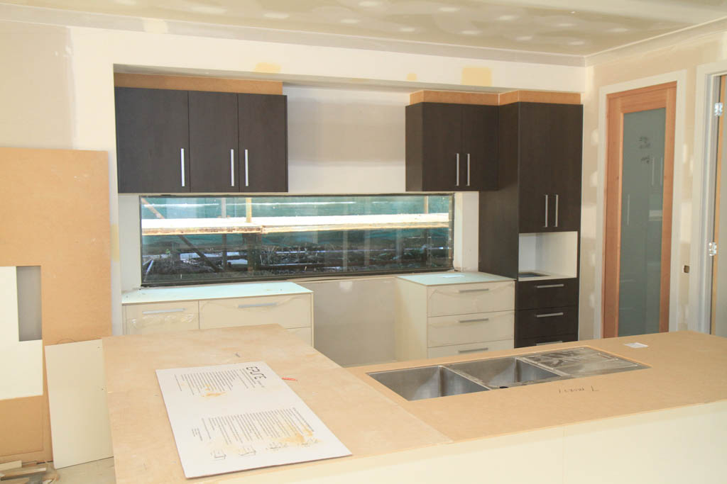 wine rack island kitchen space saving table   our nolan metricon blog
