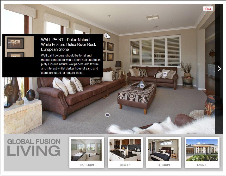 Metricon Launches Lookbook To Help With Interior Design