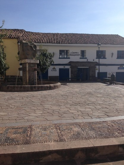 hostal Cusco