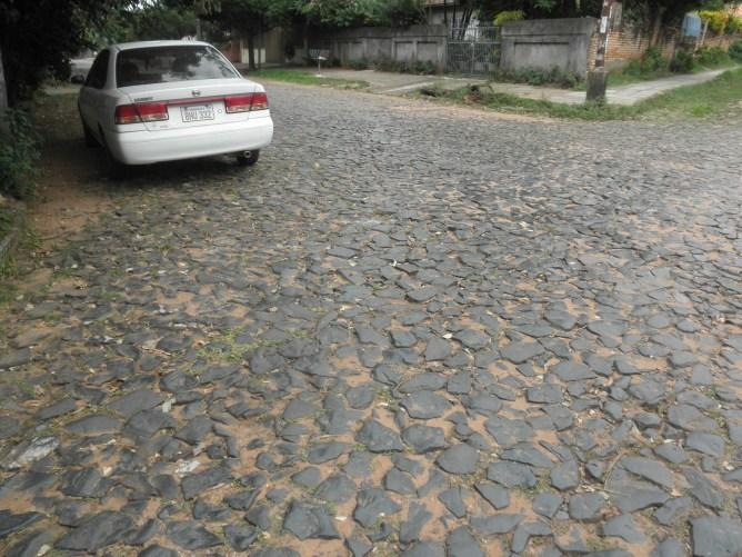 Stone streets