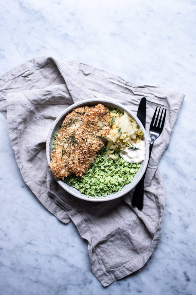 gluten free, dairy free, gluten free crumbed chicken recipe, quinoa, egg free crumbed chicken recipe, egg replacement