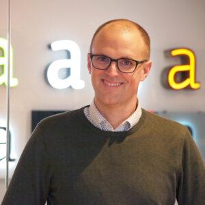 André Zandelin CEO of Accus