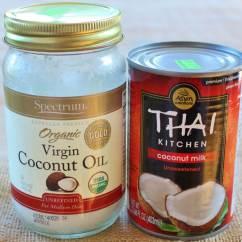 Thai Kitchen Organic Coconut Milk Drain Chocolate Ice Cream