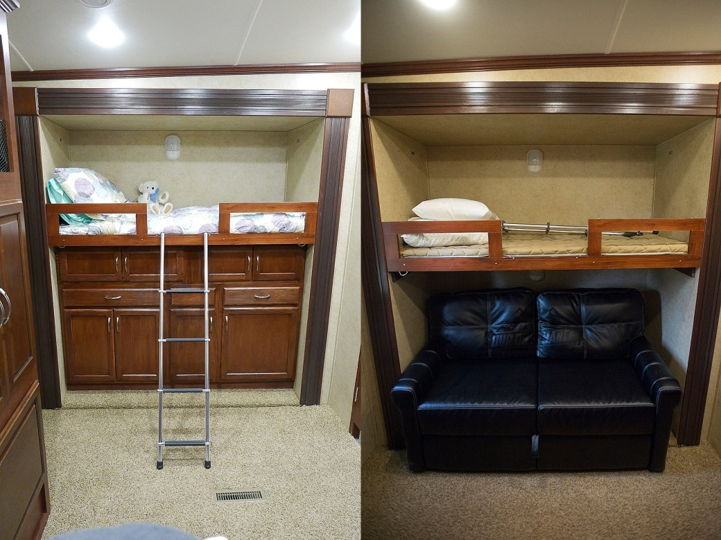 Bay Hill Fifth Wheel RV Bunk House Remodel_0008