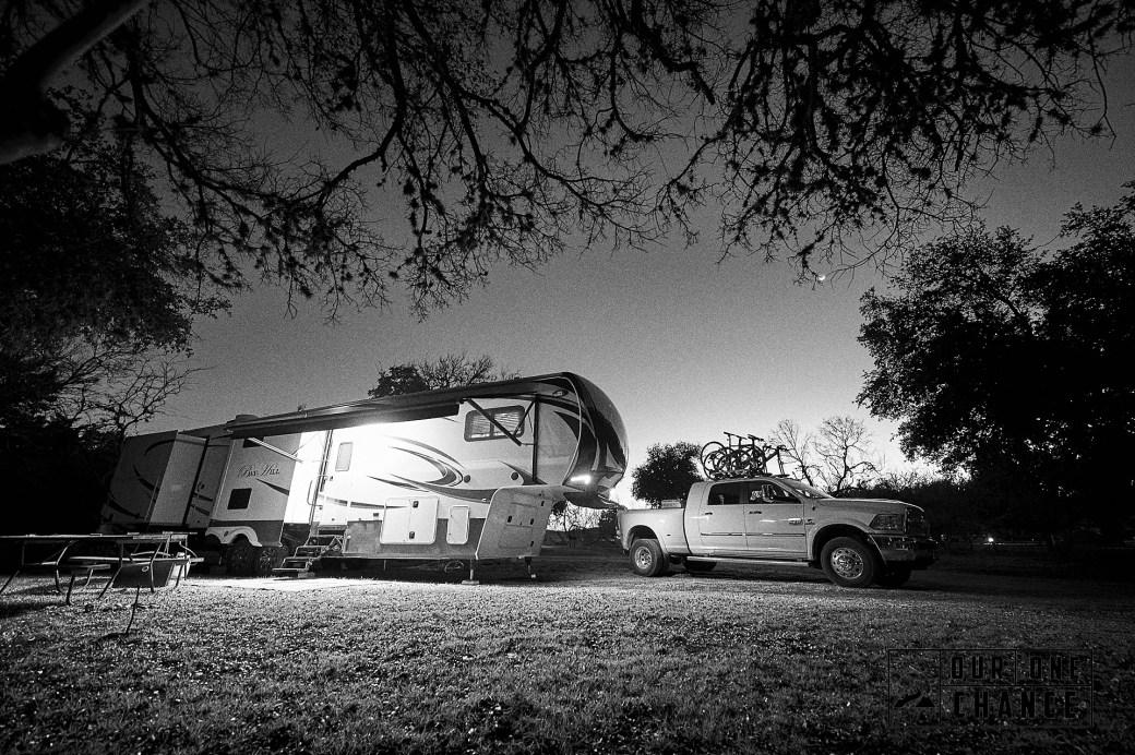 Bandera Texas Medina Lake RV Travel 0008