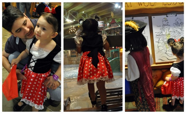 great wolf lodge trick or treating