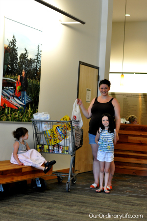 service project donation food bank beaverton, or