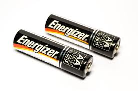 energizer 2 AA batteries