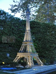 LEGOLAND Lego Eiffel Tower France
