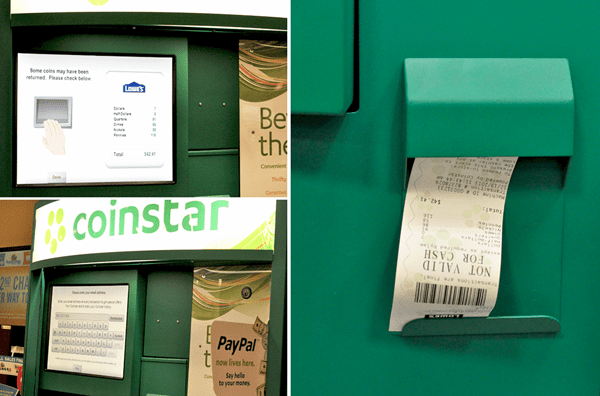 Stretching Your Holiday Budget with Coinstar | Our