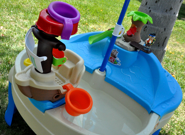 water table step2