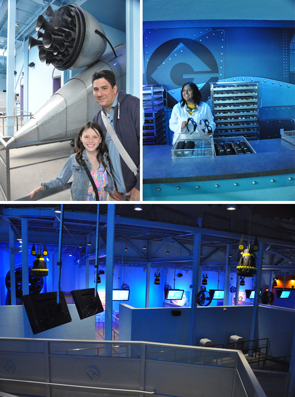 Universal Studios Despicable Me 2 Ride Hollywood (7)