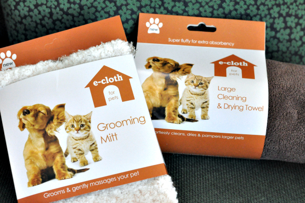 cfb98b54a4c3 Keeping Your Pet Clean with e-cloth for Pets