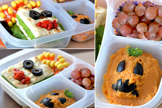 Early California Olives Kids Halloween Lunch  (7)