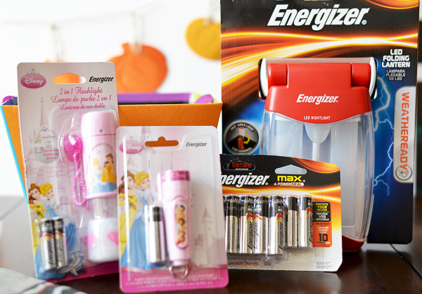 Energizer Lighting for Halloween trick or treating (6)