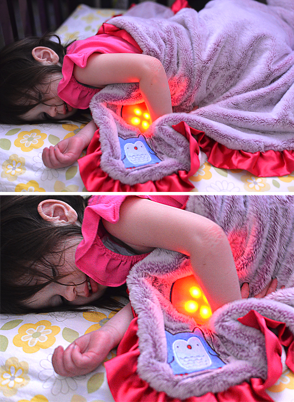 Merdy Twinkles Of Joy Blanket Baby Sleeping (5)