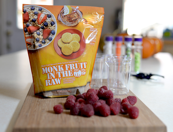 RAW Monk Fruit Banana Raspberry Pudding Parfait (2)