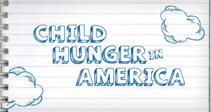 share a meal child hunger