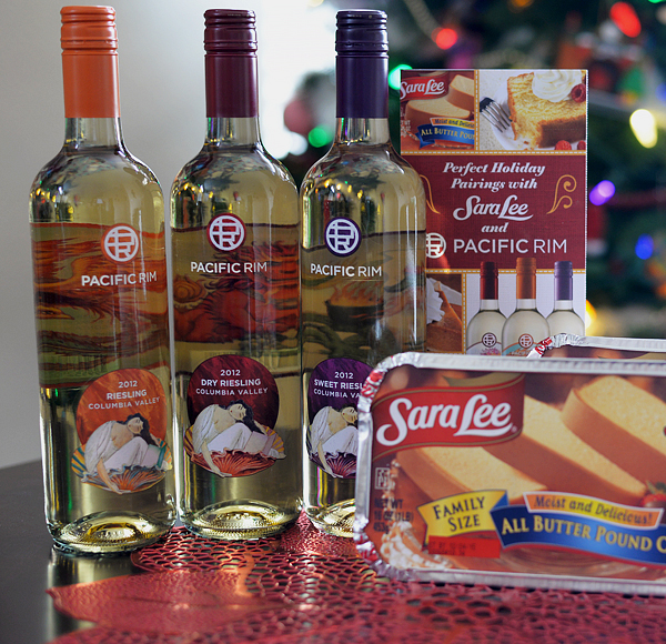 Pacific Rim Reisling And Pound Cake Pudding (2)