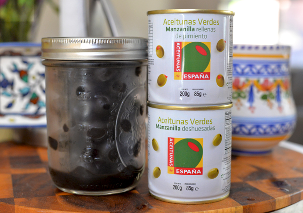 Olives From Spain Pasta  (2)