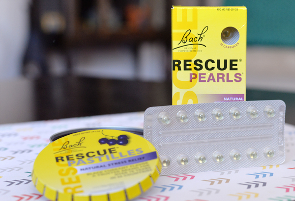 Rescue Natural Stress Relief Pearls