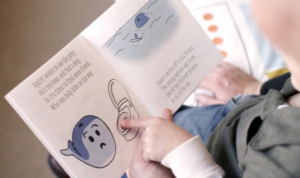 poop n pull book for kids