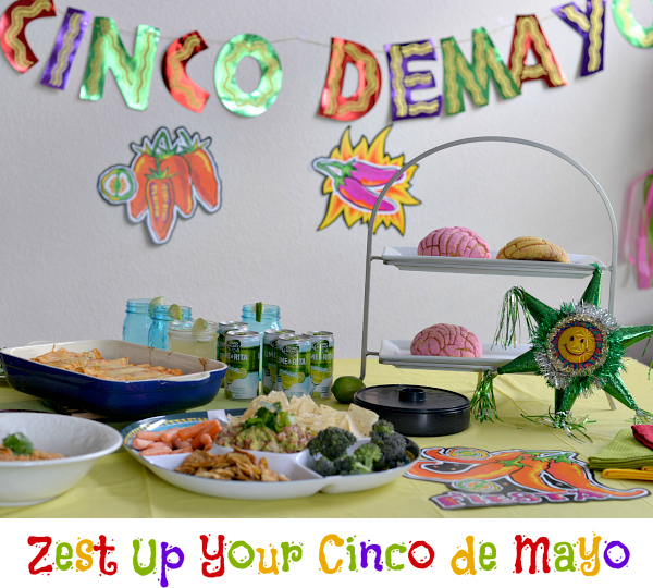 zest up your cinco de mayo