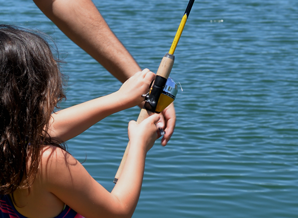 Stren Fishing Pole Kits Teaching kids