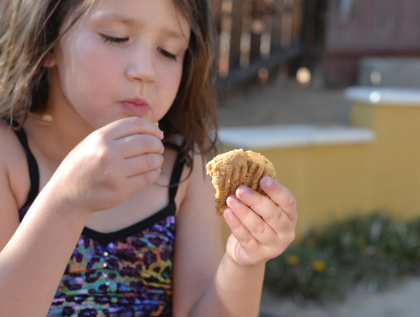 Smuckers Natural Peanut Butter kid snack