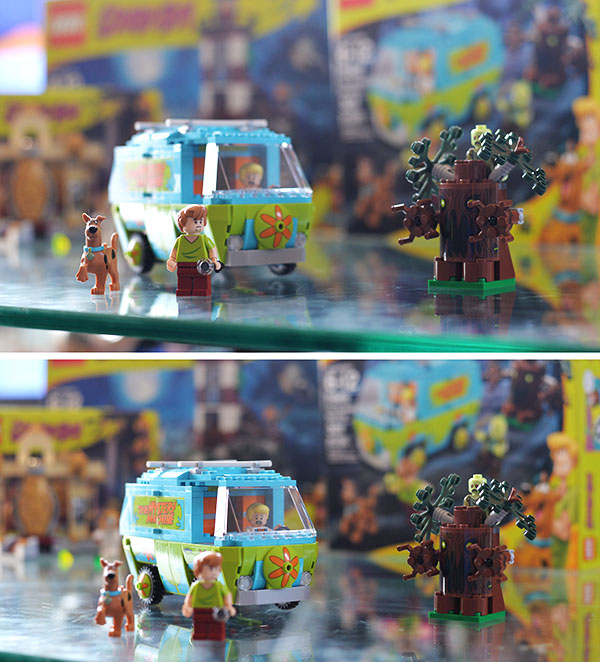 LEGO Scooby Doo Mystery Machine Tour