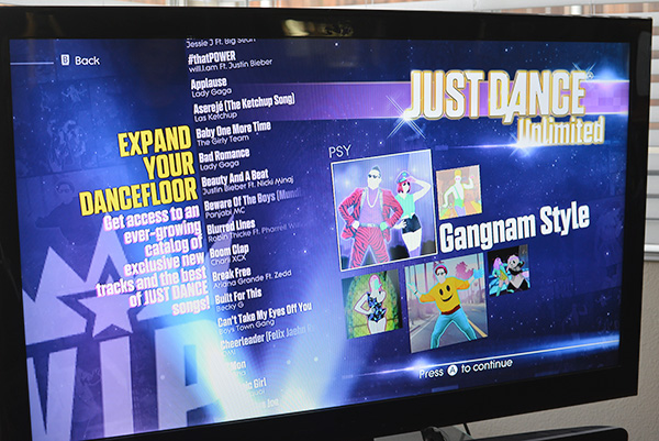 Just Dance 2016 Unlimited
