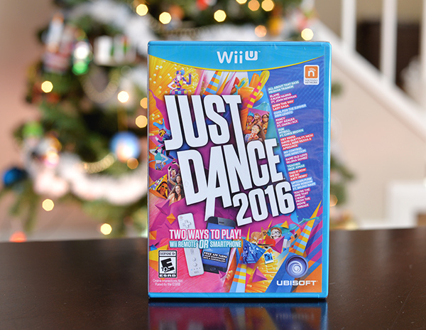 How We Danced The Night Away With Our Kids! Just Dance 2016 For Wii