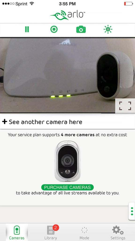 Netgear Arlo Best Buy 4 Camera Home Surveillance Security (5)