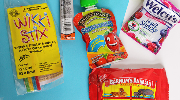 Great Snacks For Kids On Airplane United Airlines