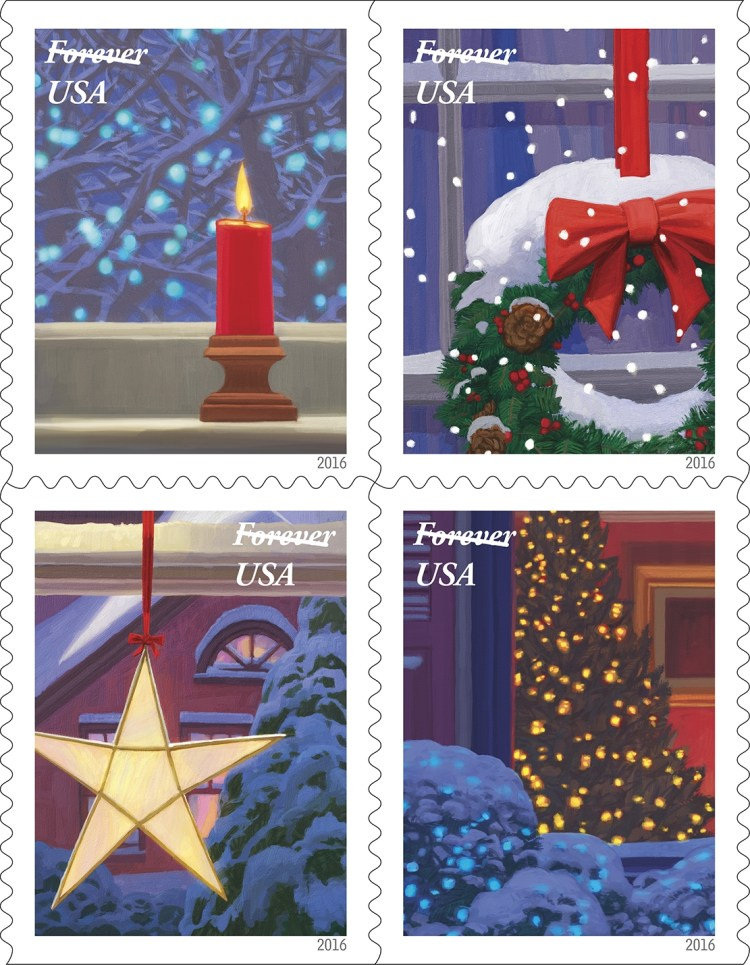 U S  Postal Service Letters FROM Santa – Personalized Responses From
