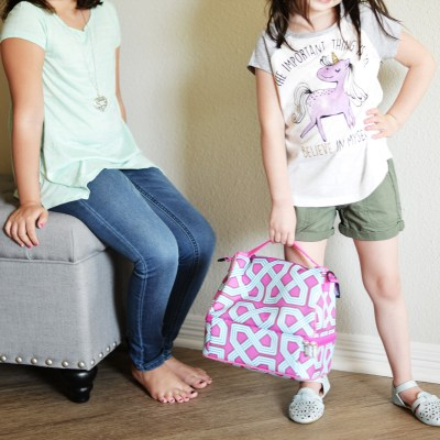 Shopping Back to School With Three Kids