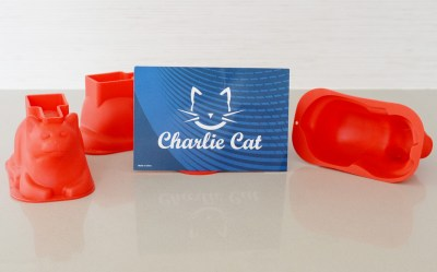 Charlie Cat Mold