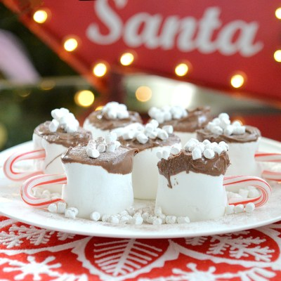Fun Food For Kids – Marshmallow Hot Cocoa Cups