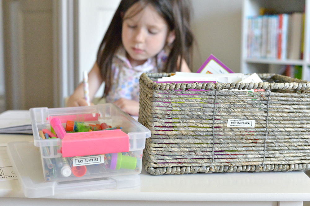 5 Simple Tips For Getting Your Kids Organized