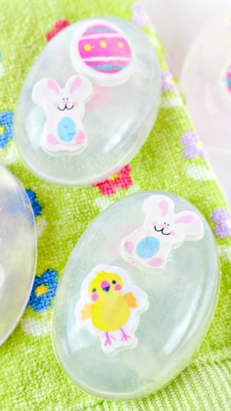 Melt & Pour Easter Soaps For Kids