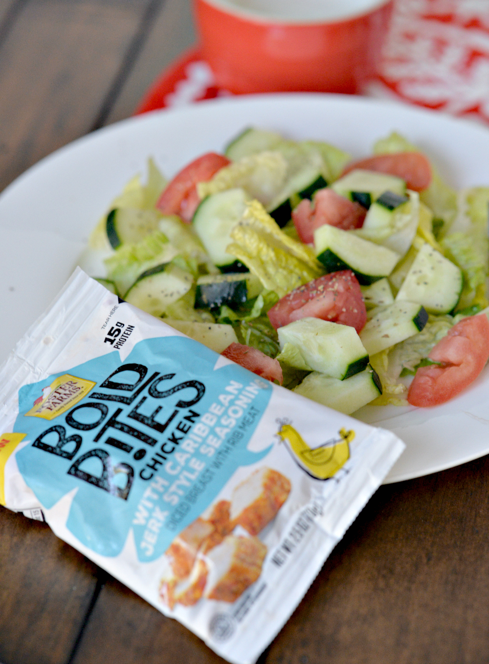 Making Salads Easy With New Foster Farms Bold Bites