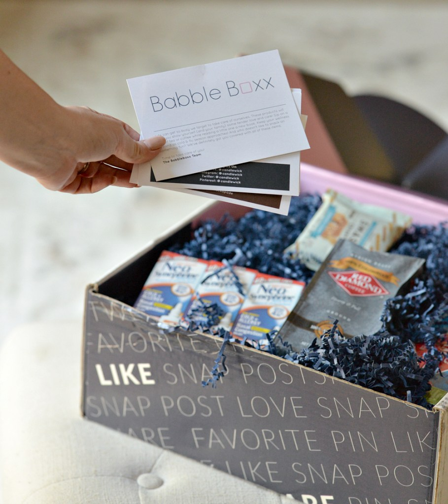 babble boxx holiday box
